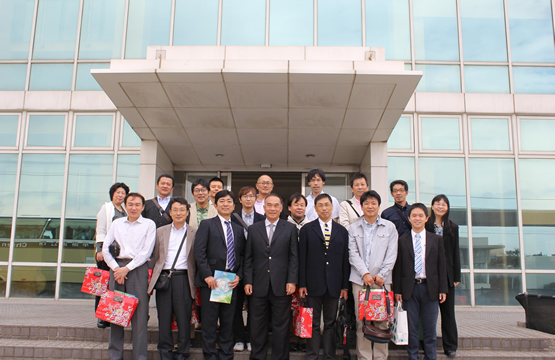 海外研修 台湾